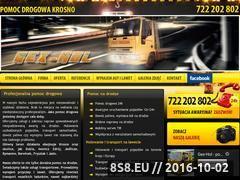 Miniaturka domeny pomocdrogowakrosno.pl