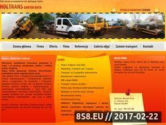 Miniaturka domeny www.pomocdrogowapoznan.eu