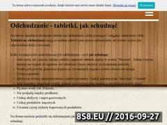 Miniaturka pomocnikodchudzania.pl (Porady dotyczące odchudzania i nie tylko)