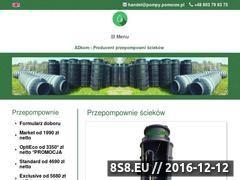 Miniaturka domeny pompy.pomorze.pl