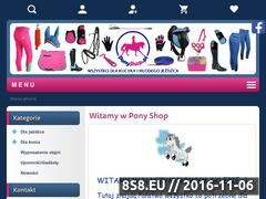 Miniaturka domeny ponyshop.pl