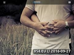 Miniaturka poradniamalzenska.pl (Portal z publikacjami nt. związków)