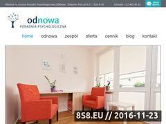 Miniaturka domeny www.poradniaodnowa.pl