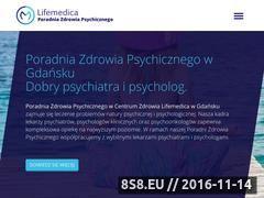 Miniaturka domeny poradniazdrowiapsychicznego.pl