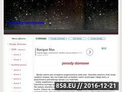 Miniaturka domeny www.porady-domowe.net.pl