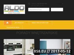 Miniaturka porady.meble-aldo.pl (Meble dla dzieci)