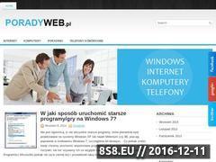 Miniaturka domeny poradyweb.pl