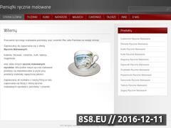 Miniaturka domeny porcelana-ceramika.pl