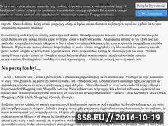 Miniaturka porownaj.org (Porównywarka cen - porównaj ceny i najniższa cena)