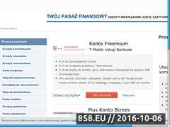 Miniaturka domeny www.porownajbanki.pl