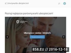 Miniaturka domeny porownywarkaubezpieczen.pl