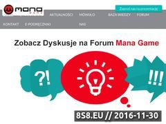 Miniaturka domeny portal.managame.pl