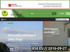 Miniaturka www.portal.strug.net (Portal lokalny 4 gmin wiejskich z Podkarpacia)