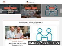 Miniaturka portalpozyczek.pl (Pożyczki online)