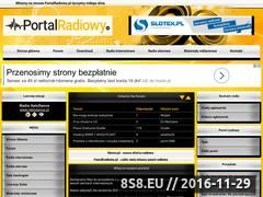 Miniaturka domeny portalradiowy.pl