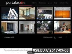 Miniaturka domeny portalux.pl