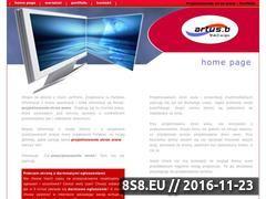 Miniaturka domeny www.portfolio.projektowanie-www.pl