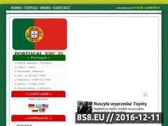Miniaturka domeny www.portugalia.xmc.pl