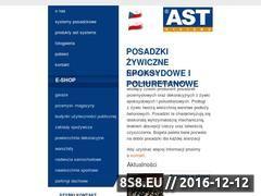 Miniaturka domeny www.posadzkidlawas.pl