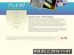 Miniaturka domeny posanddisplay.pl