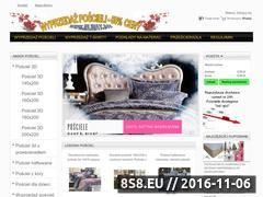 Miniaturka domeny www.posciel3d.com
