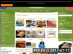 Miniaturka domeny www.poscielowysklep.pl