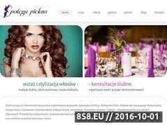 Miniaturka domeny potegapiekna.pl