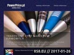 Miniaturka domeny powerprice.pl