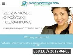 Miniaturka domeny pozabankowo-i-prywatnie.pl