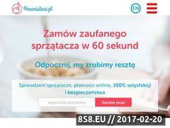 Miniaturka Sprzątanie mieszkań (pozamiatane.pl)