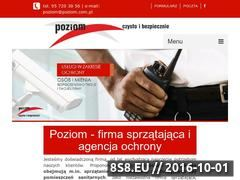 Miniaturka domeny poziom.com.pl