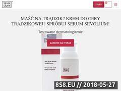 Miniaturka domeny poznajsevolium.pl