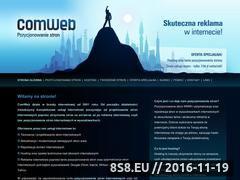Miniaturka domeny www.pozycjoner.com.pl