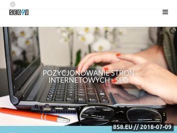 Zrzut strony Pozycjonowanie stron internetowych, SEO i tworzenie stron WWW