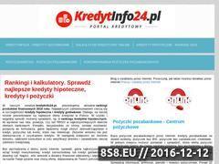 Miniaturka domeny pozyczkainfo24.pl
