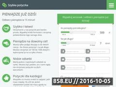 Miniaturka domeny www.pozyczki-ok.pl