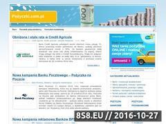 Miniaturka domeny www.pozyczki.com.pl