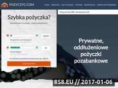 Miniaturka domeny pozyczyc.com