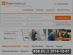 Miniaturka domeny www.praca-bedzin.pl