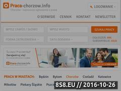 Miniaturka domeny www.praca-chorzow.info