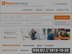 Miniaturka domeny www.praca-dabrowa.pl