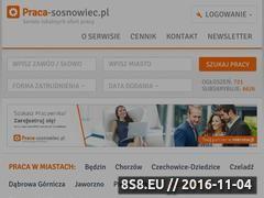 Miniaturka domeny www.praca-sosnowiec.pl