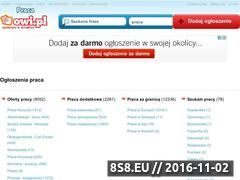 Miniaturka domeny praca.owi.pl