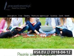 Miniaturka domeny www.pracazekonomii.pl