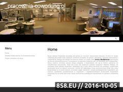 Miniaturka domeny pracownia-coworking.pl