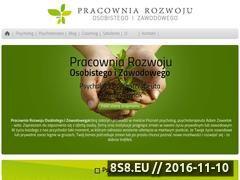 Miniaturka domeny www.pracownia-rozwoju.com.pl