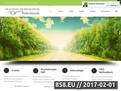 Miniaturka domeny pracownia-terapii.pl
