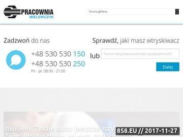 Zrzut strony Regeneracja wtryskiwaczy Gdańsk