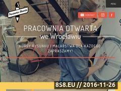 Miniaturka pracowniaotwarta.com (Kurs rysunku dla dzieci miasta Wrocław tanio)