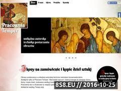 Miniaturka domeny pracowniatemper.pl